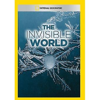 Mundo invisible [DVD] los E.e.u.u. la importación