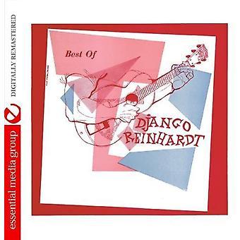 Django Reinhardt - Best of Django Reinhardt [CD] USA import