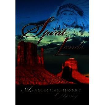 Ånd lander: American ørken Odyssey [DVD] USA importerer