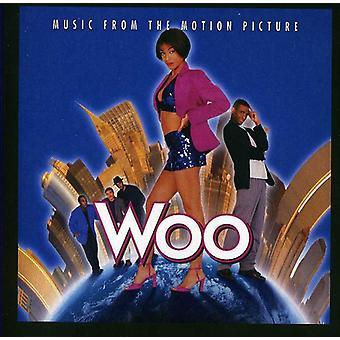 Varios artistas - Woo importación de Estados Unidos [CD]