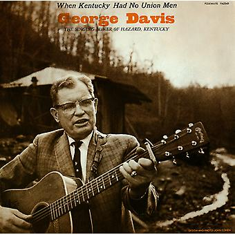 George Davis - når Kentucky hadde ingen Union menn [DVD] USA import