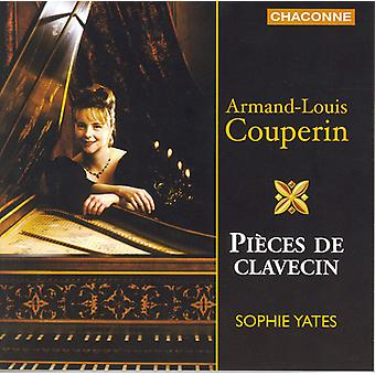 F. Couperina - Armand Louis Couperin: Import USA Pi Ces De Clavecin [CD]