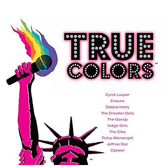 True Colors: Tour CD - Feat Erasure sladder Dresden Dolls [CD] USA import