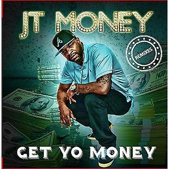 JT Money - få kast penger - remixer [DVD] USA importere