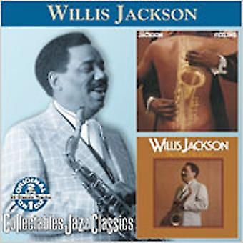 Willis Jackson - Plays with Feeling/the Way We [CD] USA import