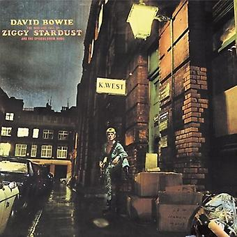 David Bowie - Rise & Fall of Ziggy Stardust & the Spider From Ma [CD] USA import
