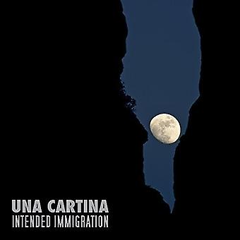 Intended Immigration - Una Cartina [CD] USA import