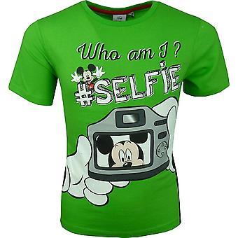 Boys Disney Mickey Mouse T-shirt EP1485