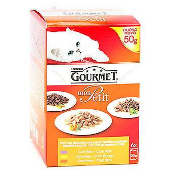 Gourmet Poultry 300gr (Cats , Cat Food , Wet Food)