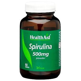Health Aid Spirulina 60COMP. Health Aid (Dietetics and nutrition , Supplements)
