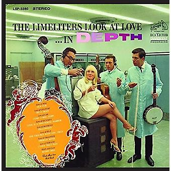 Limeliters - mira amor... en la importación de los E.e.u.u. de profundidad [CD]