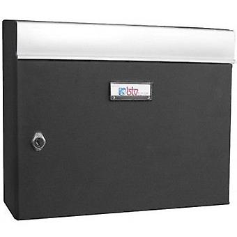 BTV Buzon Ebro Black (DIY , Hardware , Home hardware , Mailboxes)