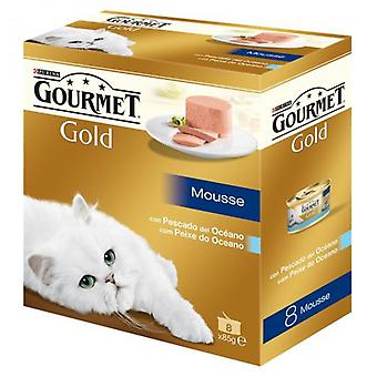 Gourmet Pack Mousse 1,020 kg Ocean Fish (Cats , Cat Food , Wet Food)