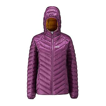 Rab Womens Nimbus Jacket Berry (Size UK 10)