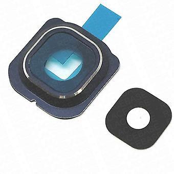 Samsung Galaxy S6 Edge Camera Lens Cover Blue includes lens