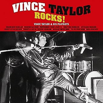 Vince Taylor - importation USA roches [Vinyl]