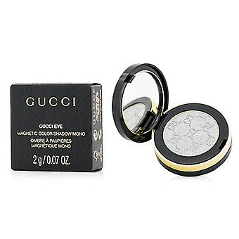 Gucci Magnetic Color Shadow Mono - #010 Liquid Silver - 2g/0.07oz