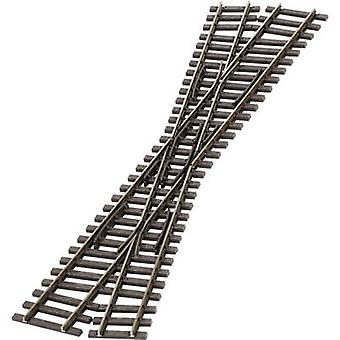 H0m Tillig Narrow Gauge 85263 Crossing 228 mm