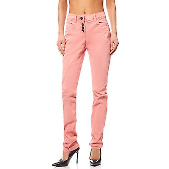 Tom tailor boyfriend Chinohose ladies pants coral