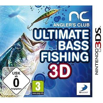 Anglers Club Ultimate Bass Fishing (Nintendo 3DS)