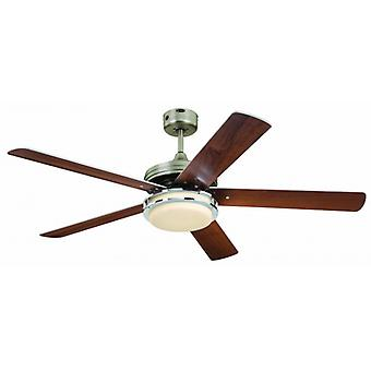 Ceiling fan Hercules Supreme with LED lighting