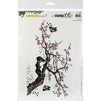 Carabelle Studio Cling Stamp Xxl A4-The Return Of Spring