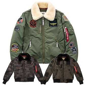 Alpha industries jacket injector III patch