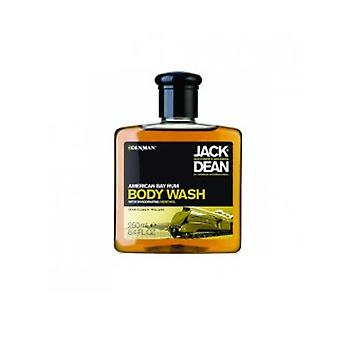 Jack Dean Bay Rum Body Wash