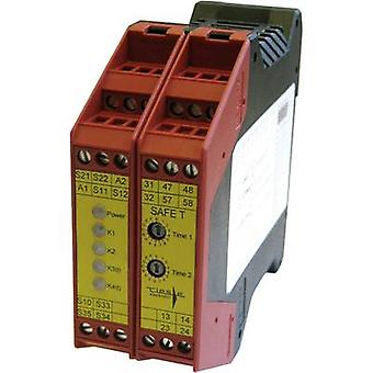 1 pc(s) SAFE TR Riese Operating voltage: 24 Vdc, 24 V AC 2 makers, 1 bre
