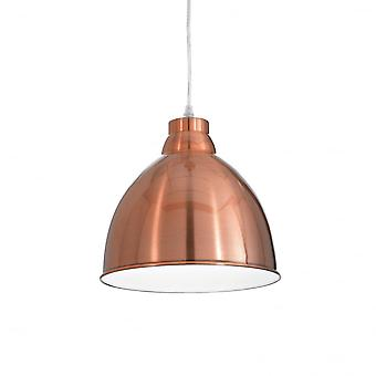 Ideal Lux Navy Single Pendant Light Rame