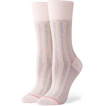 Stance Stripe Down Crew Socks