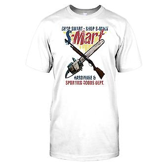 Shop Smart Shop S Mart - Army Of Darkness Quote Mens T Shirt