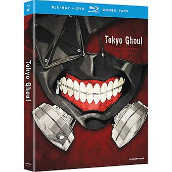 Tokyo Ghoul: The Complete Season [Blu-ray] USA import