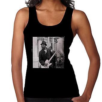 TV Times Muddy Waters Blues og Gospel tog 1964 Kvinders Vest
