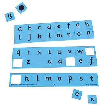 Graf Mathe lernen ZooBooKoo pädagogische Reihe und Brief Pack (rot/blau)