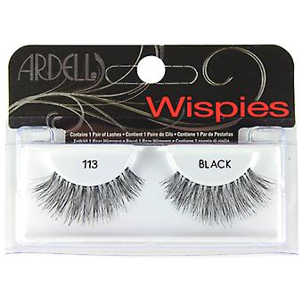 Ardell Wispies False Eyelashes Wispies 113 Black