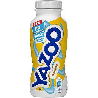 Yazoo kein Zuckerzusatz Banane aromatisierte Milch