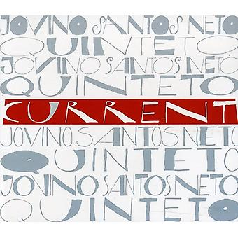 Jovino Neto Santos Quinteto - Current [CD] USA import