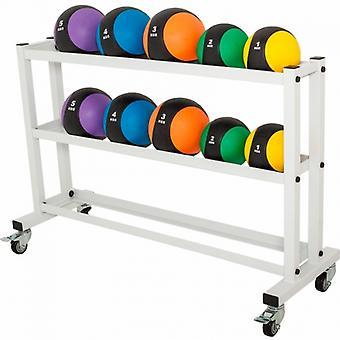 Rack de rangement pour m�decine balls