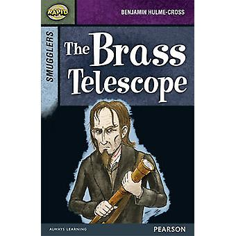 Rapid Stage 8 Set B - Smugglers - the Brass Telescope by Dee Reid - Ben