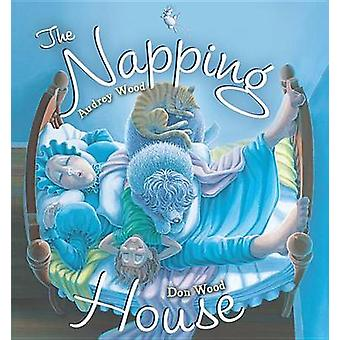 The Napping House Board Book by Audrey Wood - 9780544602250 Book