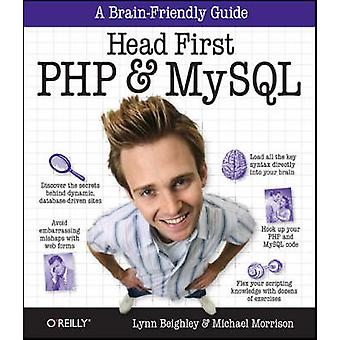 Head First PHP and MySQL by Lynn Beighley - Michael Morrison - 978059