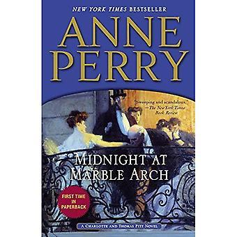 Middernacht in Marble Arch (Charlotte en Thomas Pitt romans)