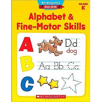 Alfabet & grzywny Motor umiejętności, klasy K (Przedszkole podstawowych umiejętności)