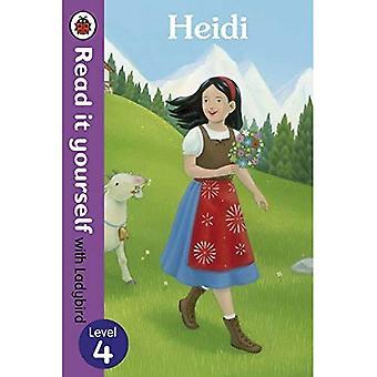 Heidi - il lire vous-même avec la coccinelle: niveau 4 (lire It Yourself niveau 4)