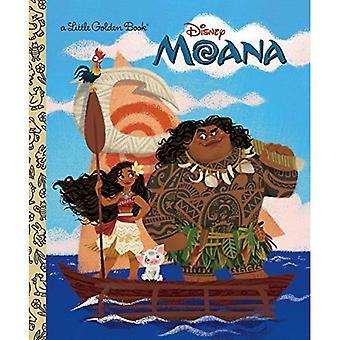 Moana kleine gouden boek (Disney Moana)