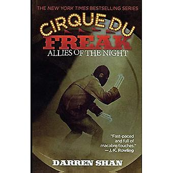 Sojusznicy w nocy (Cirque Du Freak: Saga Darren Shan