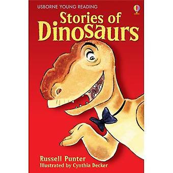 Opowieści o dinozaury (młody czytania (seria 1)) (młody czytania (seria 1))