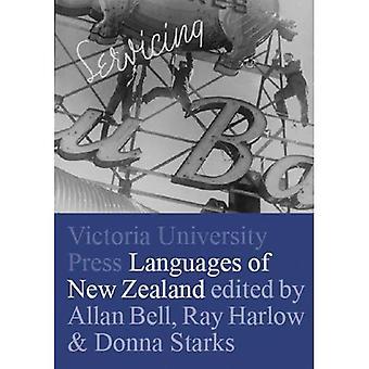 Språk av nyazeeländskt