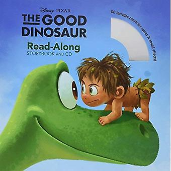 Bra dinosaurie (Read-Along sagobok och CD) (Disney Storybook och CD)